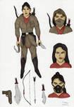 Talia Assassin Attire by Reversi52