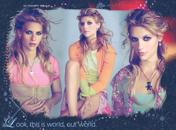 Look, this is world, our world by cassie93