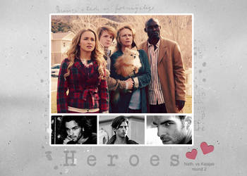 Heroes. by cassie93