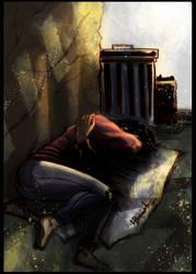 Lost - Jason Todd