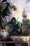 Cesar Gonzalez's Nightwing