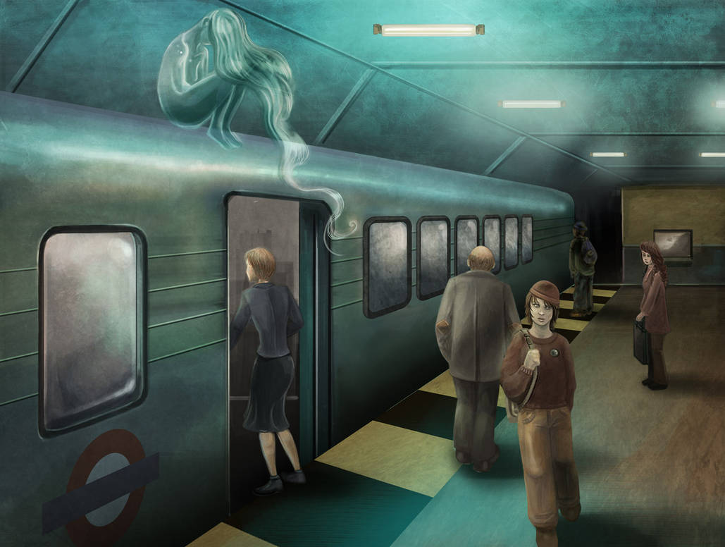 Subway - Commissioned Piece