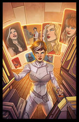 The Theory Volume 1 Variant Cover