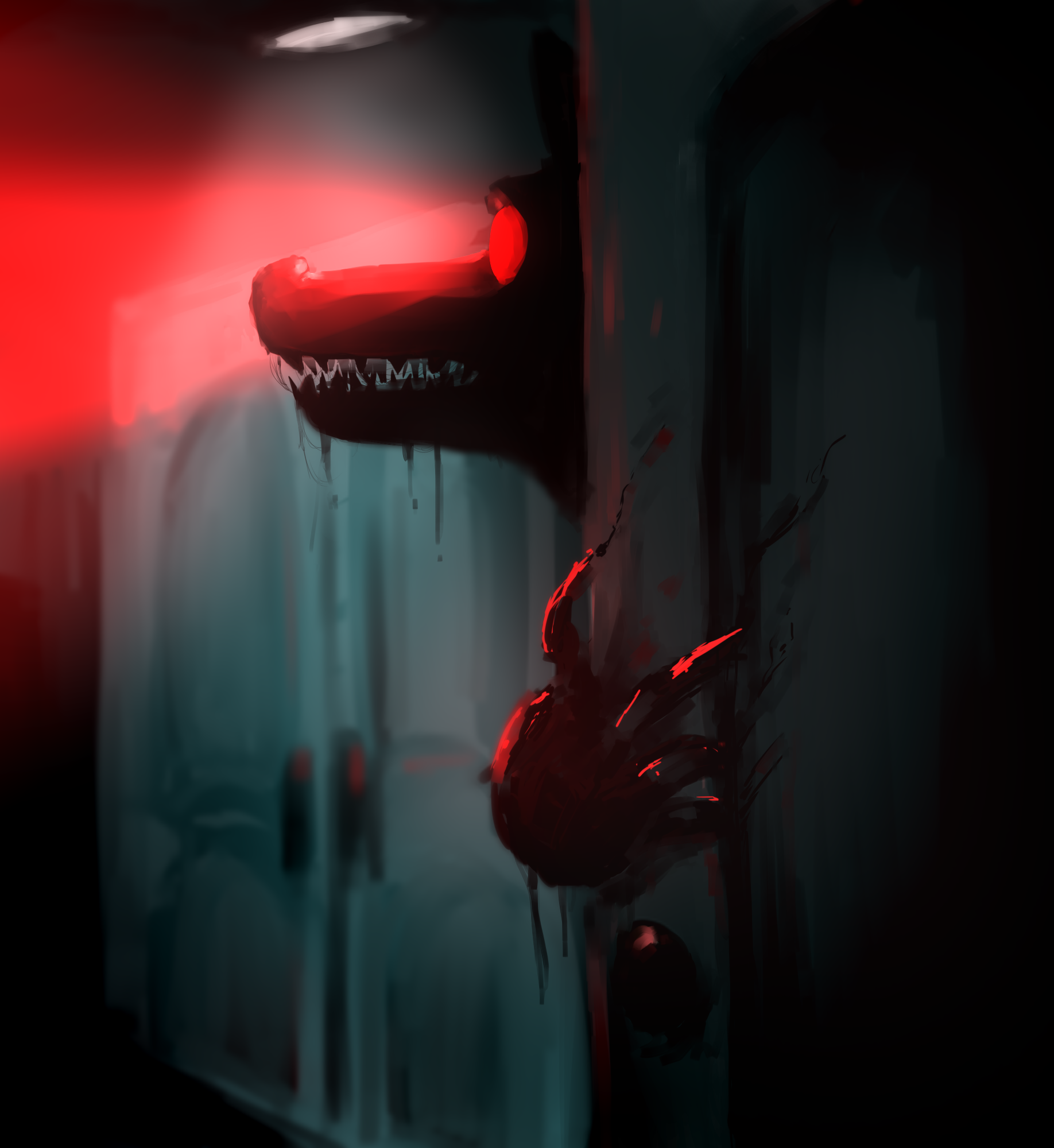 SPEEDPAINT] The Joy Of Creation - The Living room by InsaneNicky ...