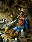 Tom Bombadil part 3 by Loneanimator