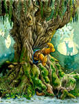 Tom Bombadil part 2 by Loneanimator