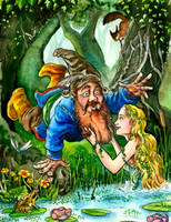 Tom Bombadil part 1 by Loneanimator