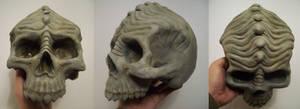 Klingon Skull