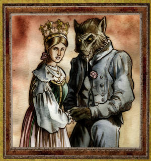 The Girl Who Married a Werewolf