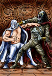 Santo Contra la Momia Azteca