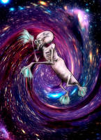 Folding Space by Loneanimator