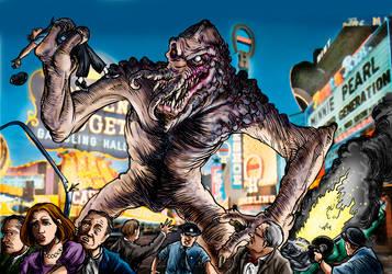 The Las Vegas Monster