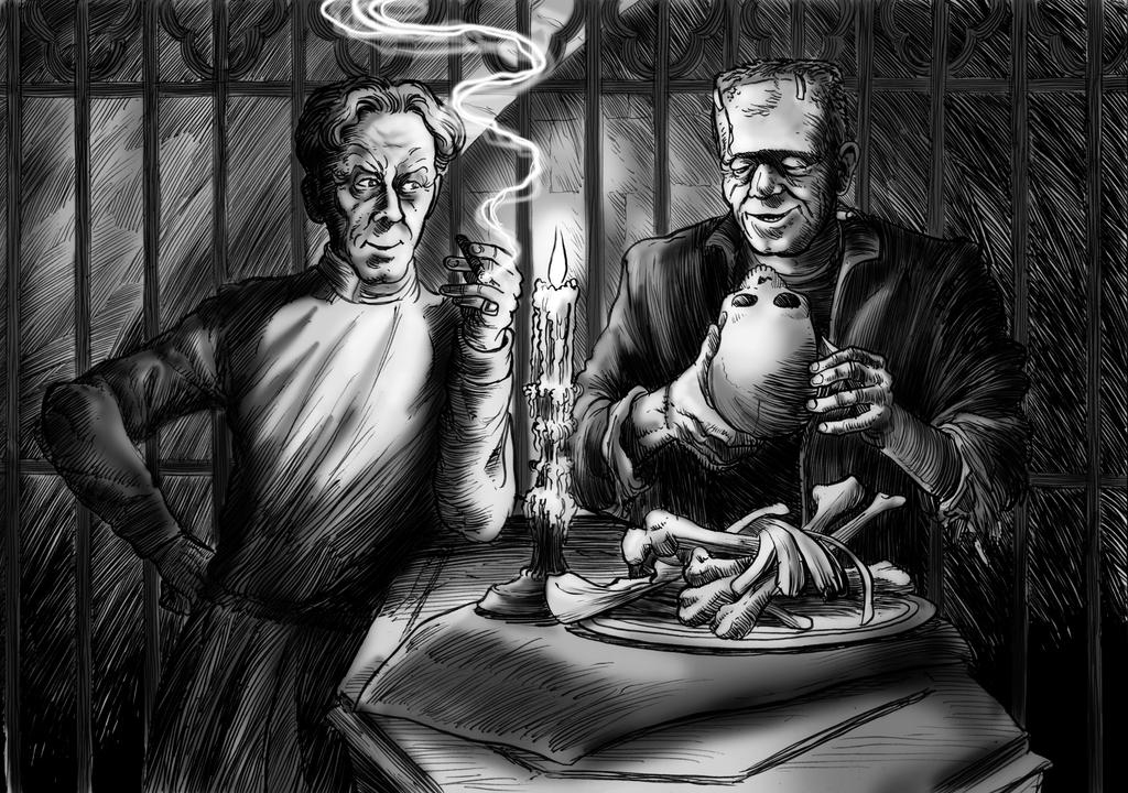 Have A Cigar -It's My Only Weakness! by Loneanimator
