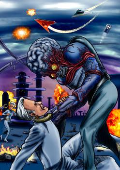 The Fall Of Metaluna