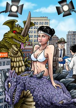 Kaiju Girl