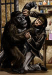 The End Of The Ape Man