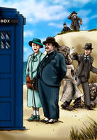 Hercule Poirot And the Mystery of the Blue Box