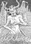 Inktober Monster Challenge 31: Caorthannach