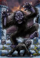 Trolls of Tir Asleen by Loneanimator