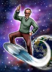Excelsior! by Loneanimator