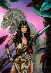 Princess of Pellucidar