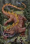 31 Monsters Challenge: Gowrow