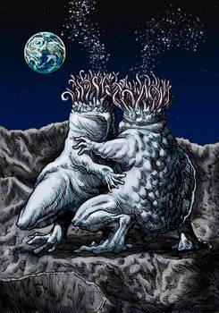Moon Beast Courtship