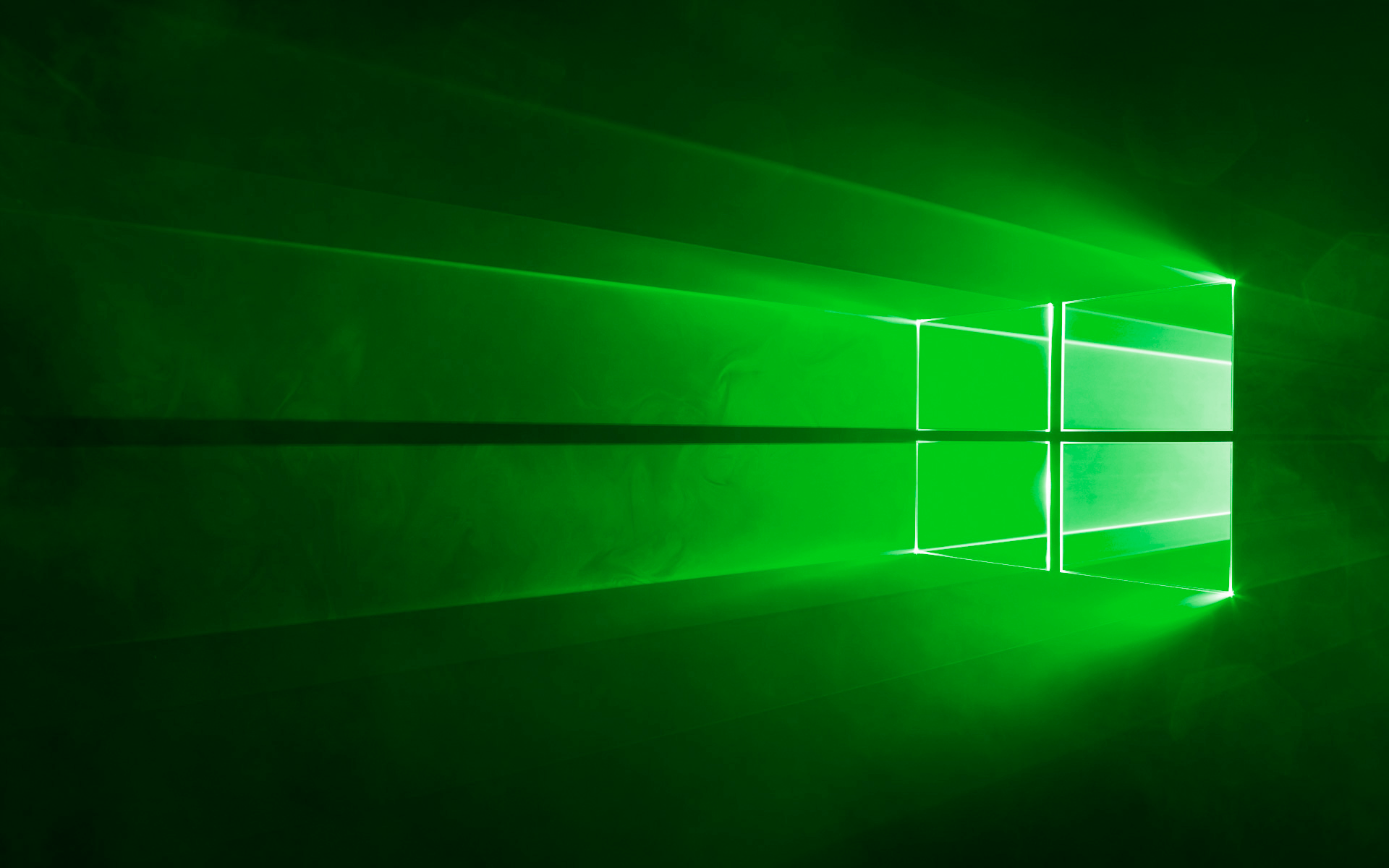 Windows mobile wallpaper green