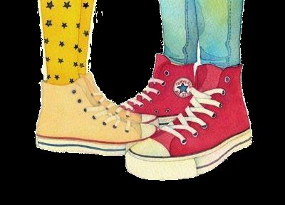 Kawaii Tennis Shoes