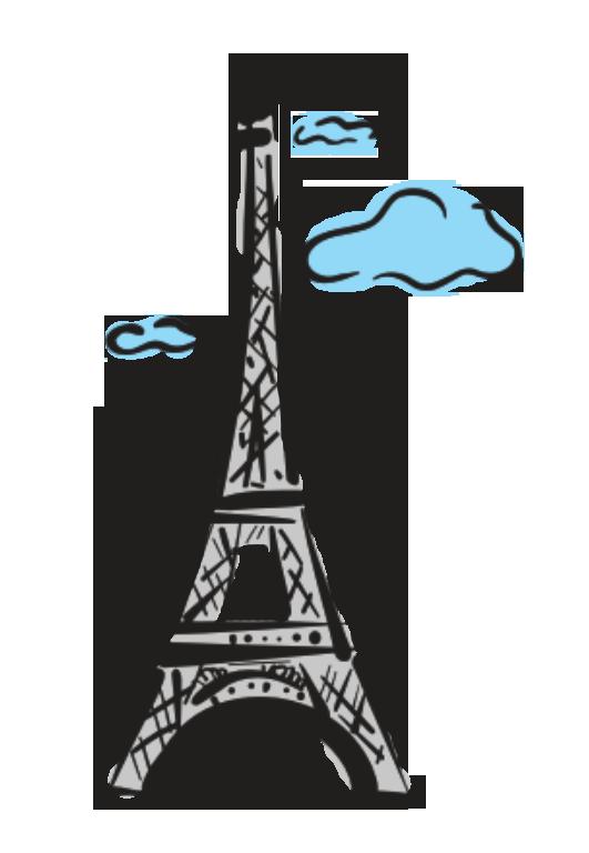 Torre Eiffel PNG (No es hecha por mi) by Marianevic