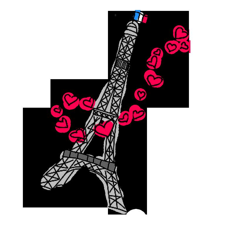 Torre Eiffel PNG (hecha por Chokolathosza) by Marianevic