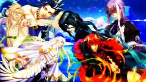 Kamigami No Asobi - God Mode
