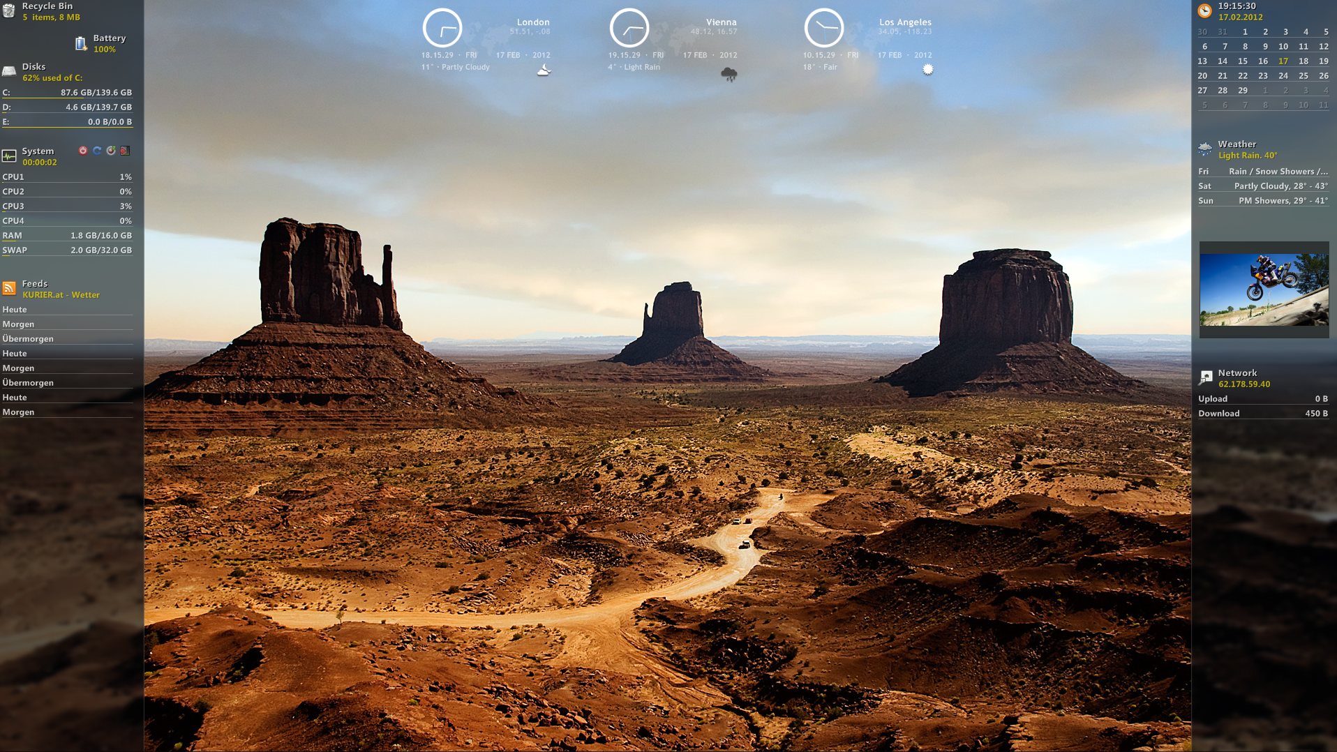 Doc Enduro Desert America by acme005