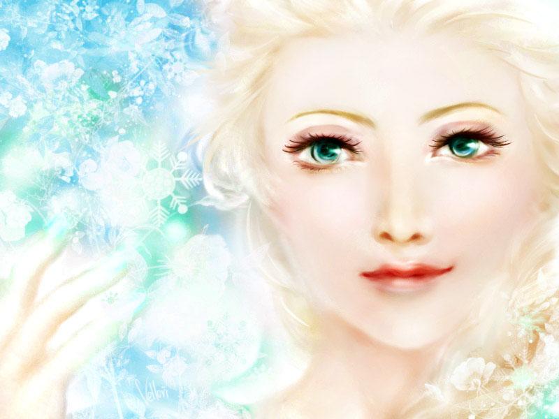Elsa by AviHistten