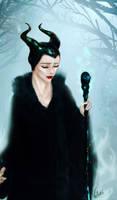 Maleficent by AviHistten