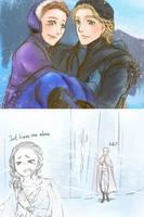 Hiddlesworth-Another Frozen au by AviHistten