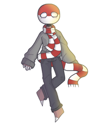 SweaterTown (Countryhumans) by F0RK-L0RD