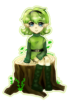 Saria by autumnnday