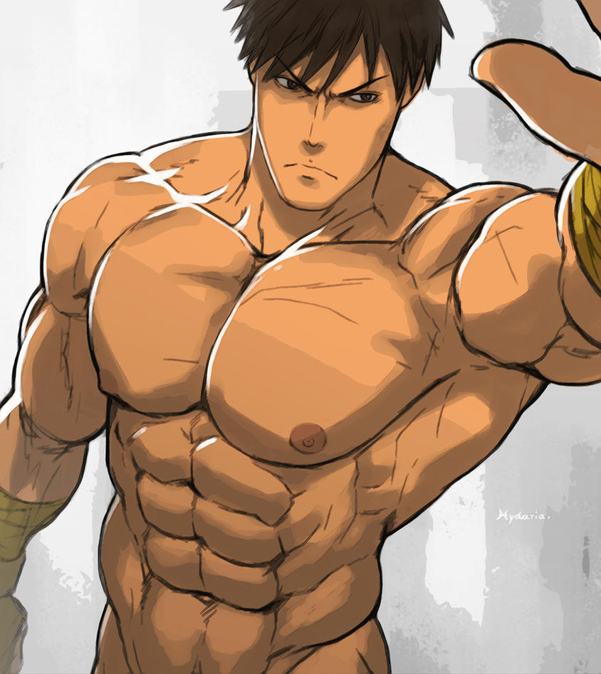 from Misael gay guy anime