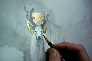 The Forgotten Gods... Work in progress 1... by Yoann-Lossel
