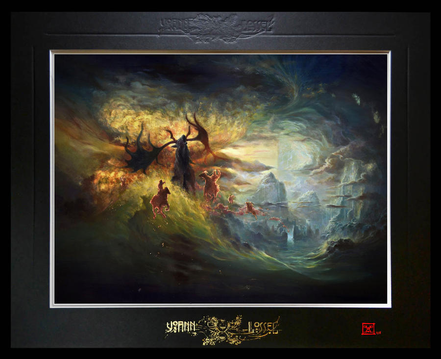 Wild Hunt - Deluxe edition, limited to 5 copies by Yoann-Lossel