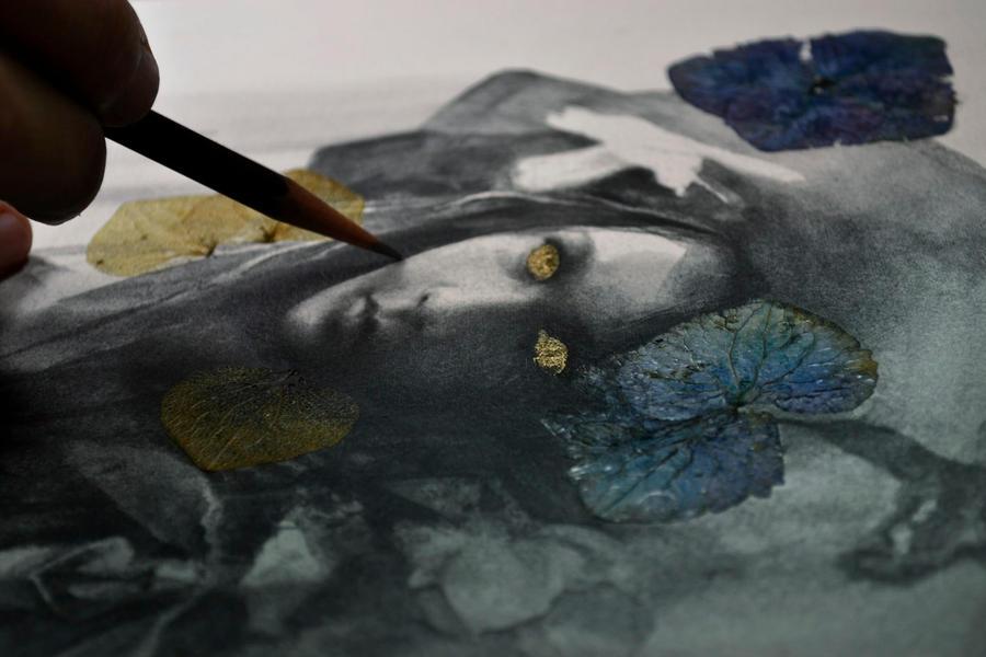 Apsara... Work in progress... by Yoann-Lossel