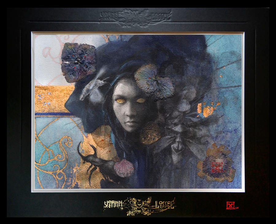 Apsara - Deluxe edition, limited to 5 by Yoann-Lossel
