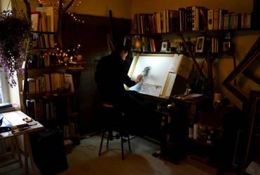 My Workshop... by Yoann-Lossel