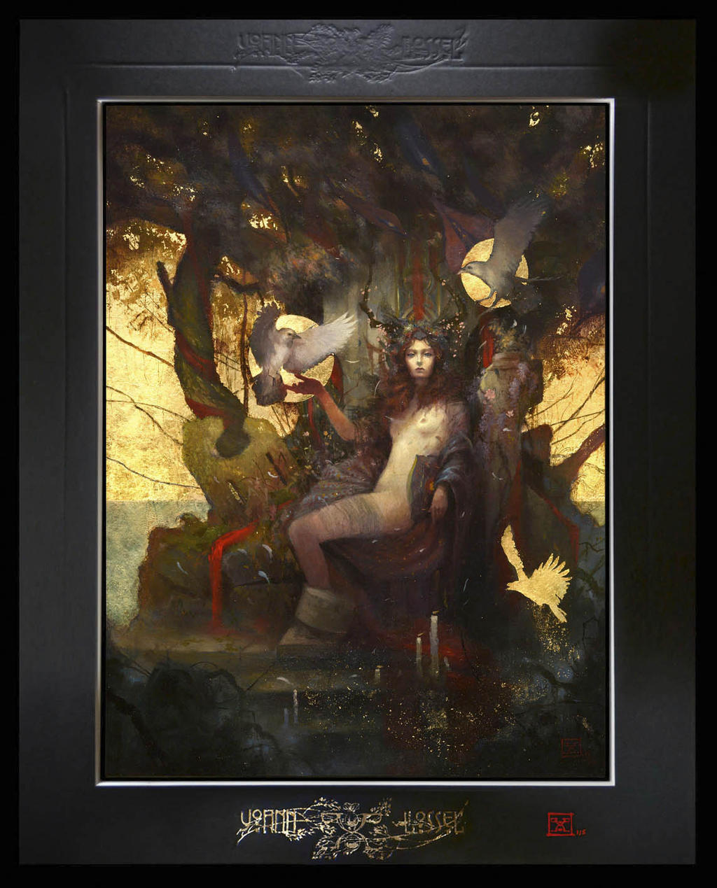 La Morrigan - Deluxe Edition by Yoann-Lossel