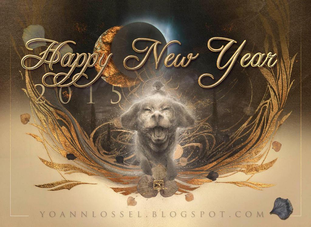Happy New Year ! by Yoann-Lossel