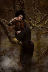Lady of Sidhe by Yoann-Lossel