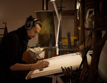 New Studio...