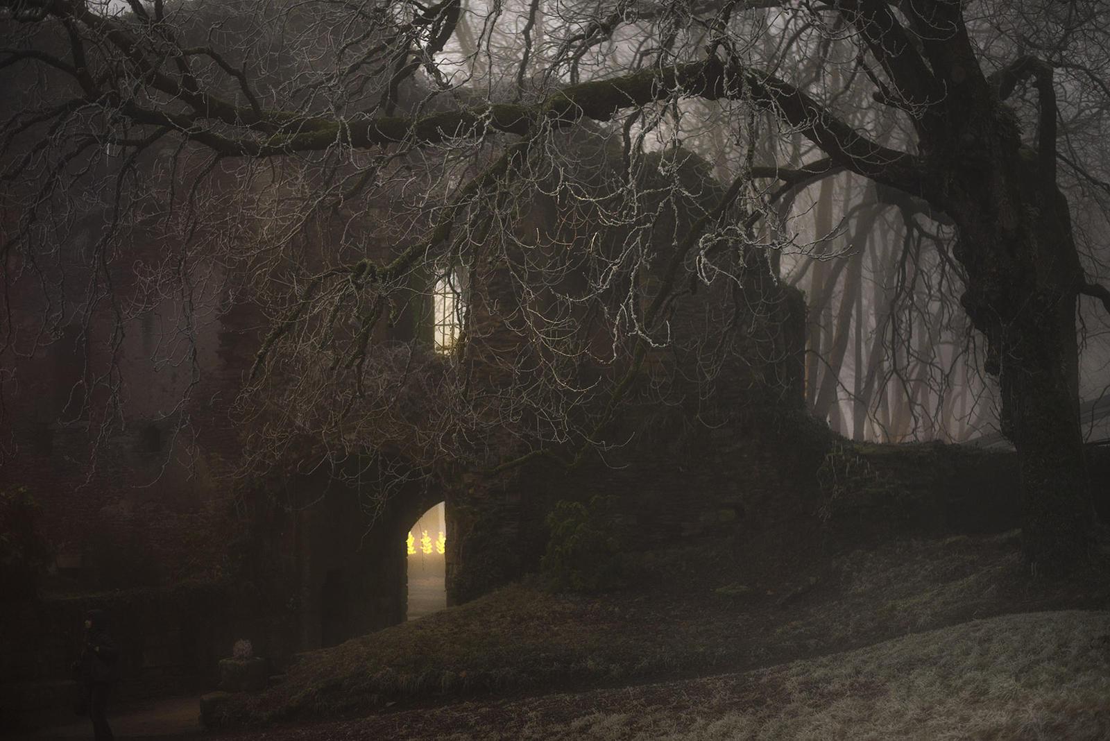 Happy New year !  Rochefort-en-Terre - Friedrich by Yoann-Lossel