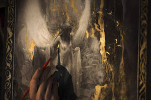 The Rise - work in progress - Fall by Yoann-Lossel